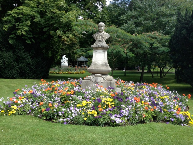 Les Jardins de Luxembourg