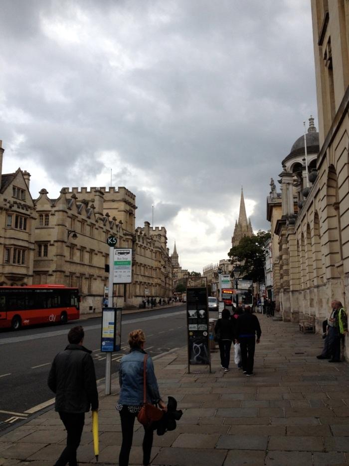 On High Street