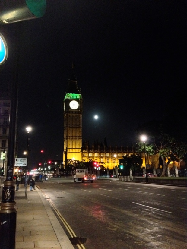 Goodnight, London!