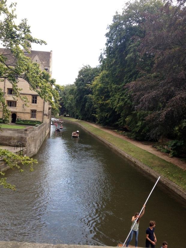 Did I mention Cambridge is idyllic?