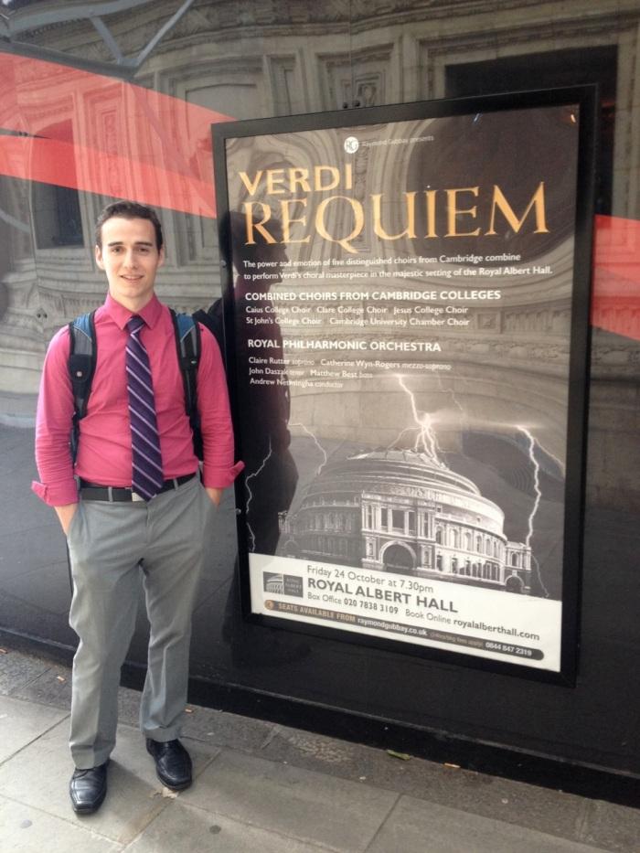 Mike loves him some Verdi Requiem!