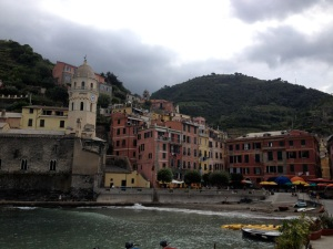 We loved Vernazza.
