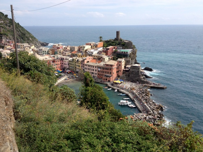 Oh, Vernazza!