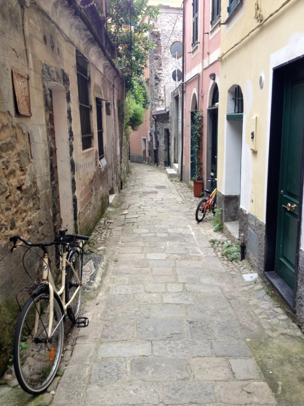 We loved the narrow alleys and sometimes it just felt like we were in a movie, for how quaint a spot was.