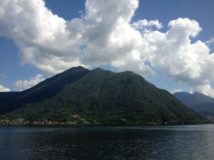 Lake Como is completely magnificent.