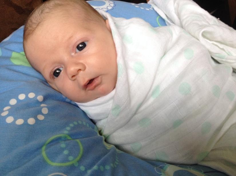Joshua: 1 Month