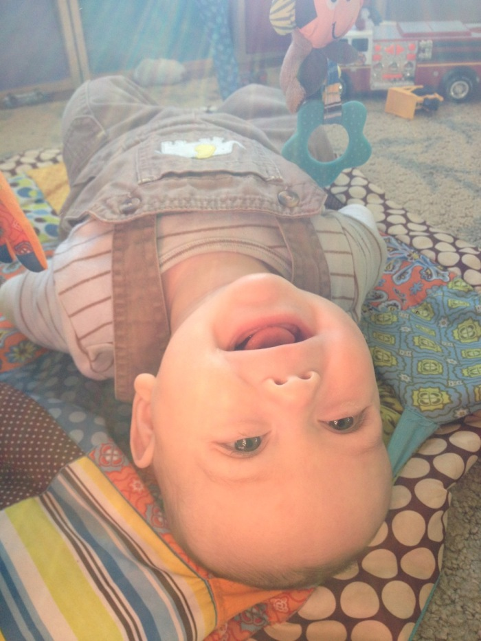 Joshua: 6 Months