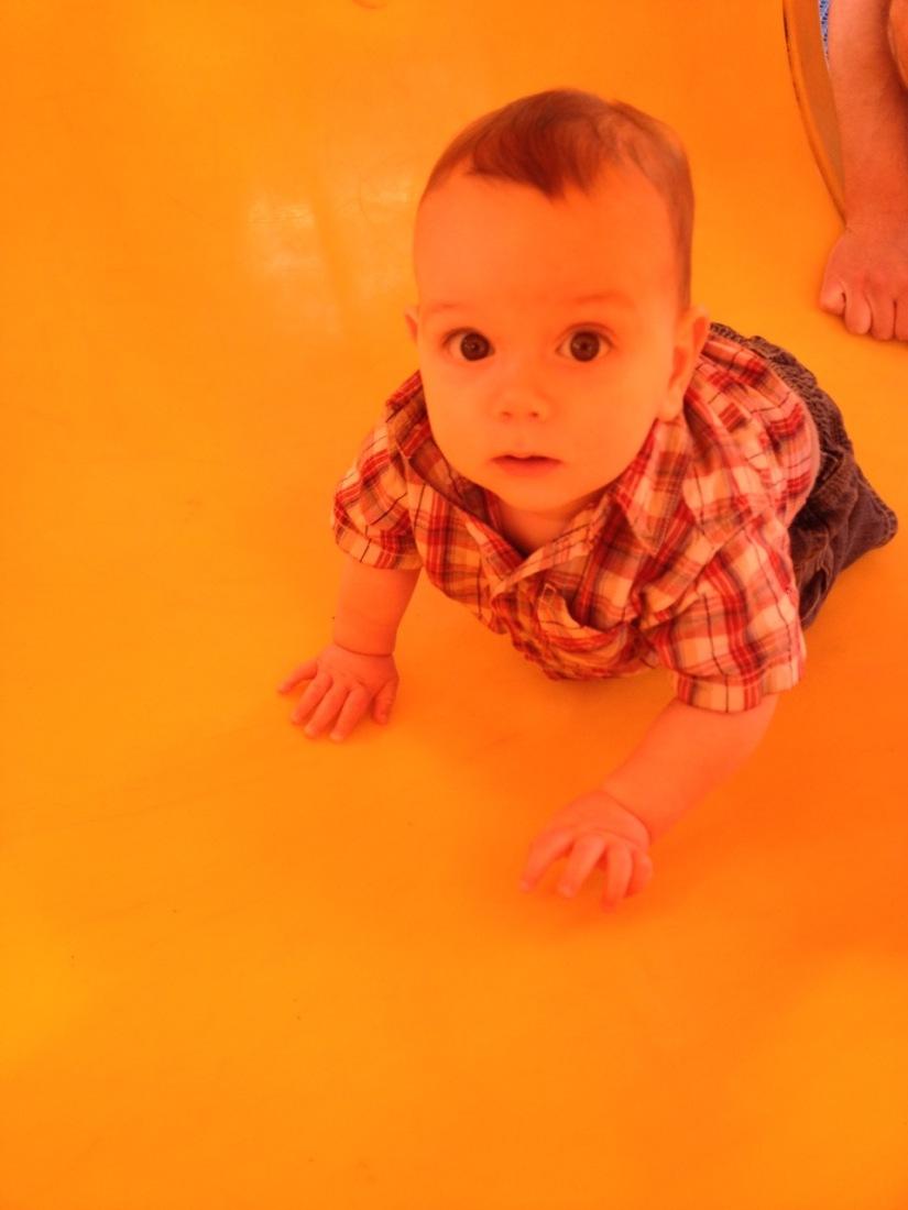 Joshua: 10 Months